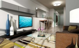 Photo Realistic Interior Rendering (2014)